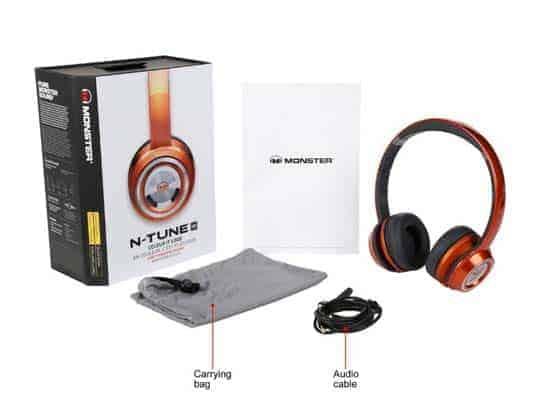 monster n tune headphones review