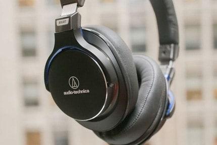 audio technica ath msr7 bk