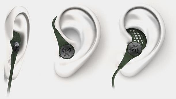 Jaybird X3 In Ear Design