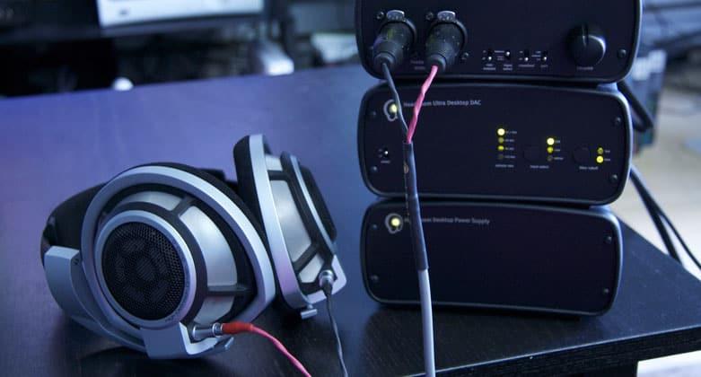 External DAC for headphones