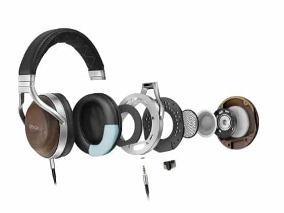 Headphones Materials Used