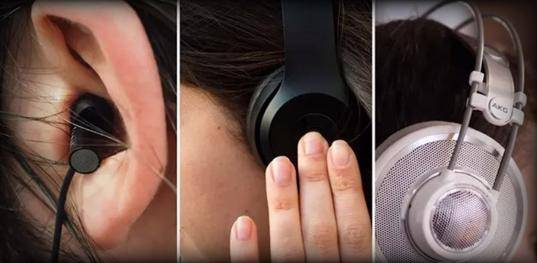 Different types of mobile listening devices
