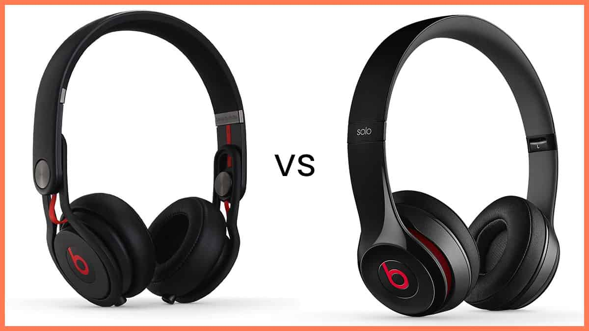 Beats Mixr Vs Beats Solo 2
