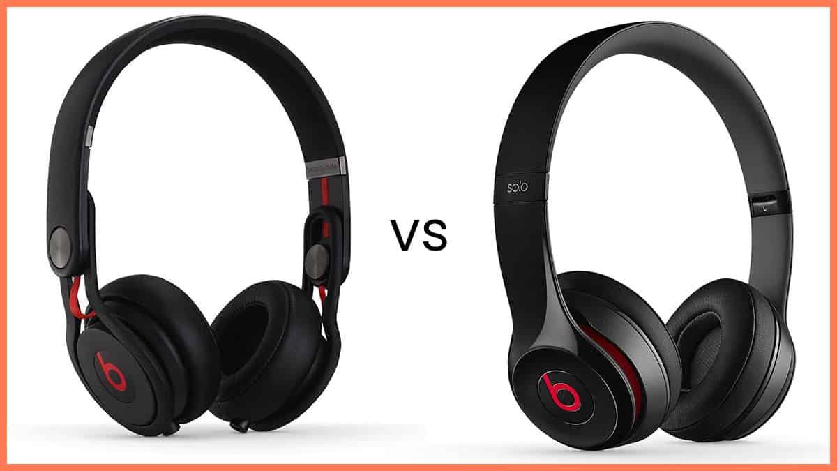 Beats Mixr Vs Beats Solo 2