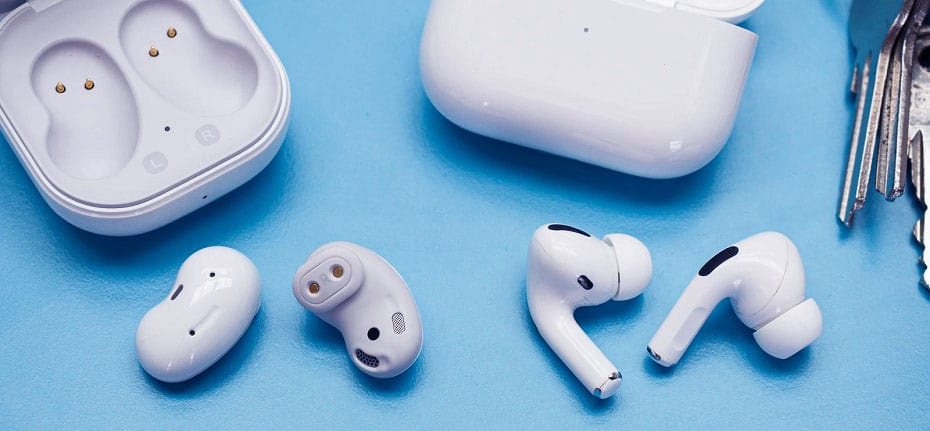 Samsung Galaxy Buds vs Apple Airpods Pro