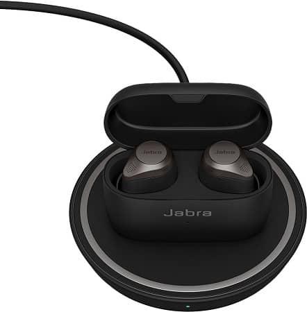 Jabra Elite 85t Earbuds Charging