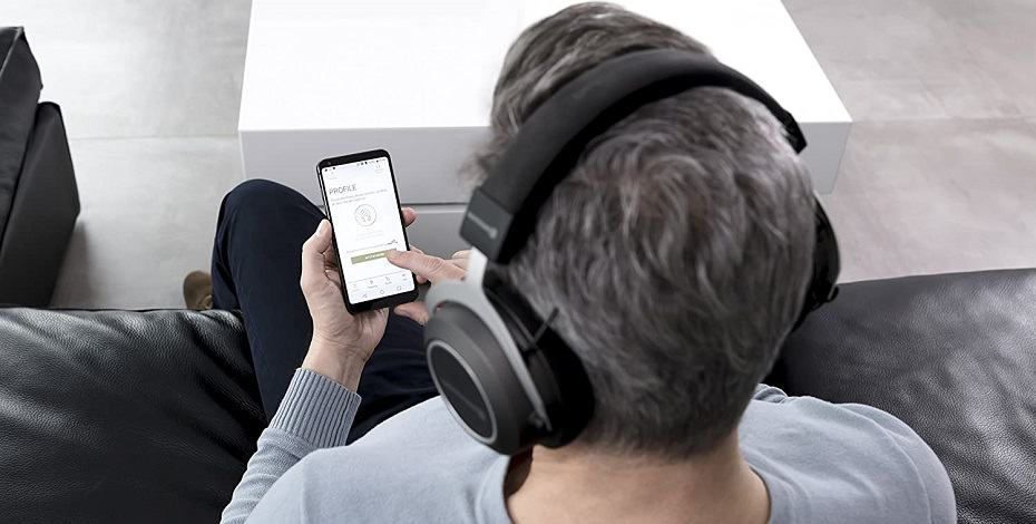 Beyerdynamic Amiron Wireless Headphones App