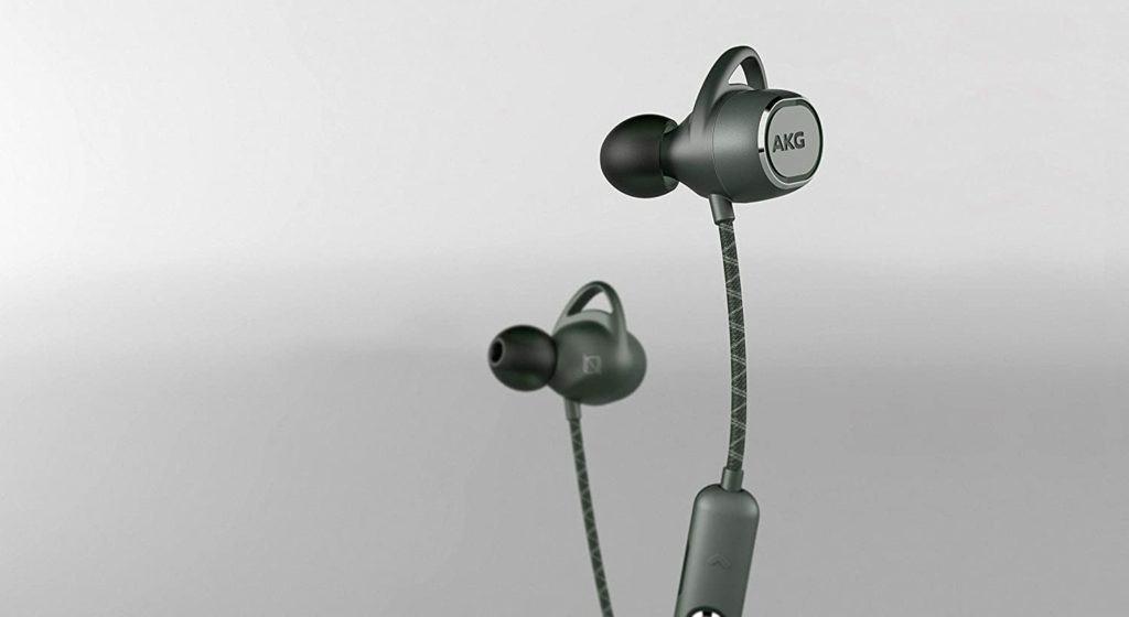 AKG N200 Wireless Earbuds
