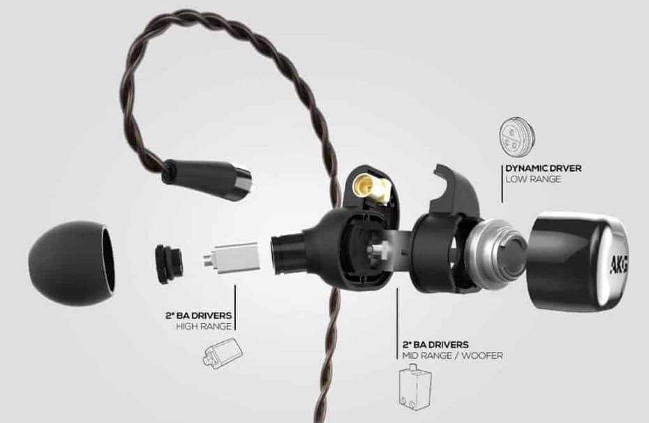AKG N5005 Earbuds Review